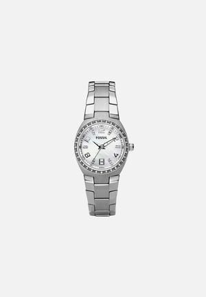 Fossil Serena Watches Silver