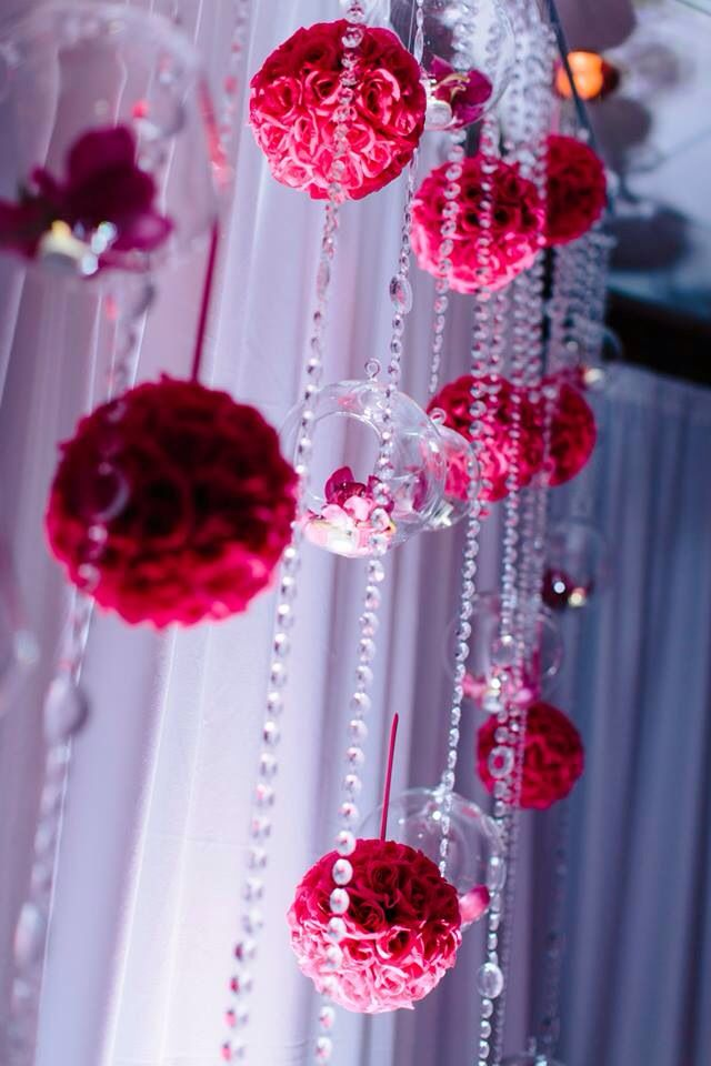 Photo Backdrops Wedding Backdrops And Hanging Flowers On Pinterest