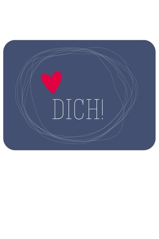 Postkarte - Liebe 1
