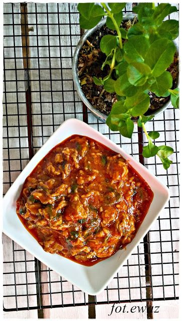 Ewa w kuchni: Sos mięsno - szpinakowy