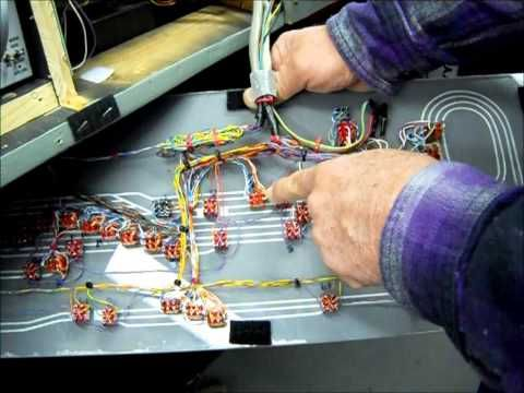 How to do Wiring on your Model Railroad