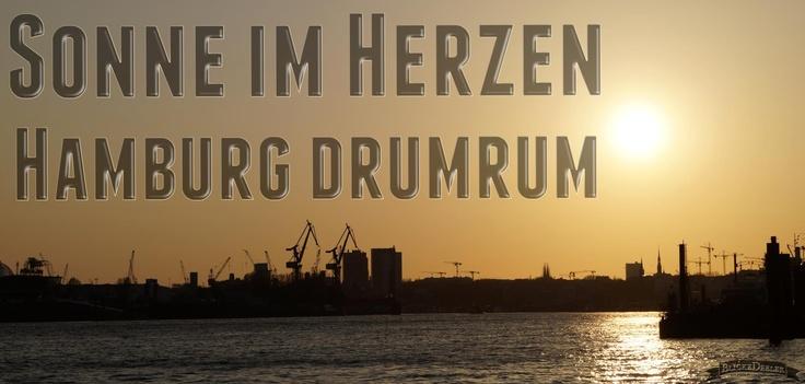 Sonne im Herzen - #Hamburg drumrum | #Photography & #Design by www.BlickDeeler.de < Like us on www.facebook.com/BlickeDeeler