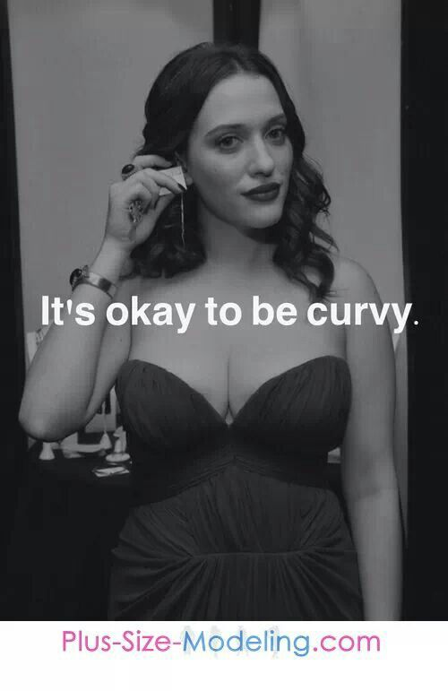 Finally a body image poster I can get behind.  No huge props for skinny or fat girls to be naked and brave. Just a woman, in a dress that makes her feel pretty, looking pretty, because she is.  Nothing special about it.