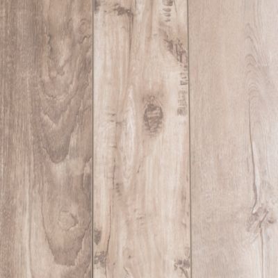 Old Homestead Mist Random Width Laminate 12mm Floor