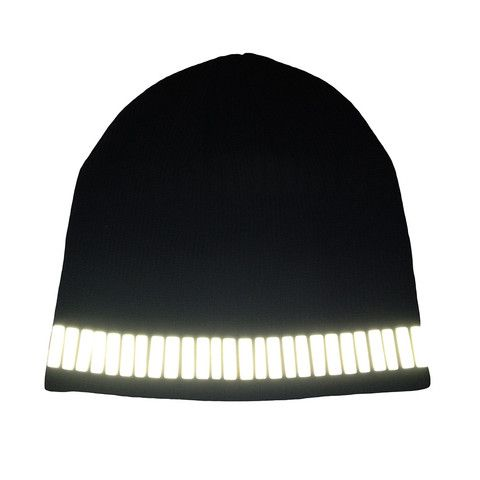 GEAR-009 3M reflective stripe watch cap - HEISEL - 1