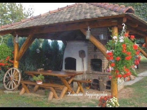 154 outdoor kitchen or fireplace ideas - YouTube