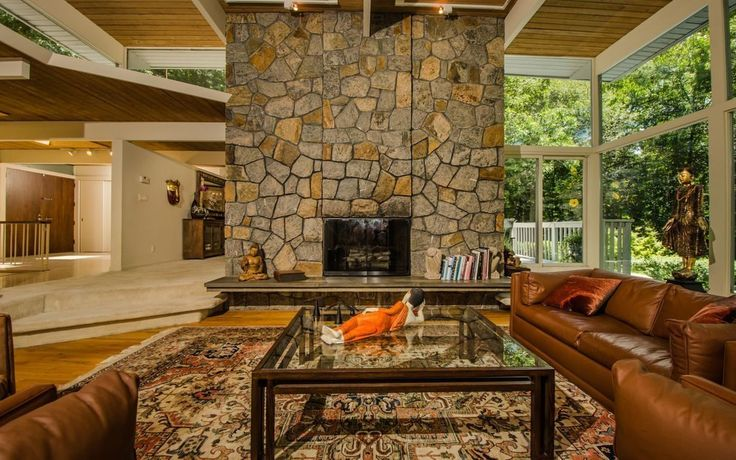 Pretty Midcentury Once Owned By Muppets Creator Jim Henson Asks $1.2M - House of the Day - Curbed National