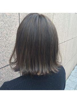 ★ 流行りの切りっぱなし外ハネボブ × 3Dハイライト ★/Lomalia【ロマリア】をご紹介。2017年冬の最新ヘアスタイルを100万点以上掲載!ミディアム、ショート、ボブなど豊富な条件でヘアスタイル・髪型・アレンジをチェック。