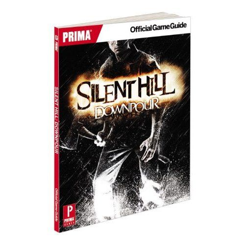 SILENT Hill Downpour - Prima Games Official Game * Detailed walkthrough of the entire game* Complete every side-quest* Custom maps shows all critical items secret nooks and hidden crannies* Solve every puzzle no matter how difficult* Learn about the http://www.MightGet.com/march-2017-1/silent-hill-downpour--prima-games-official-game.asp