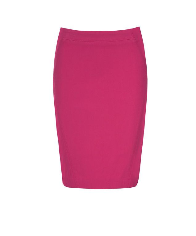 Pull On Pencil Skirt, Vibrant Pink #loverickis #rickisfashion #rickis #instantoutfit #instantOOTD #spring #spring2017 #springfashion