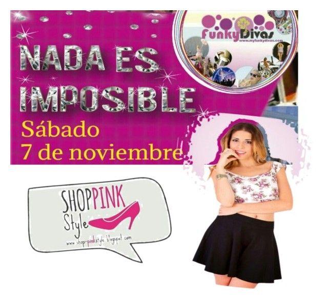 """shoppinkstyle y funkydivaa"" by stephania-stuffa on Polyvore"