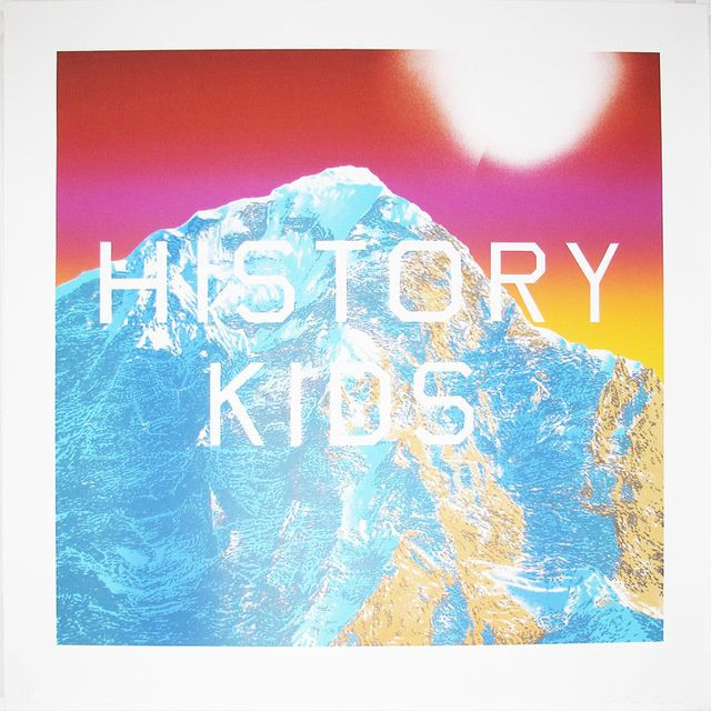 Ed Ruscha | History Kids (2013) | Available for Sale | Artsy
