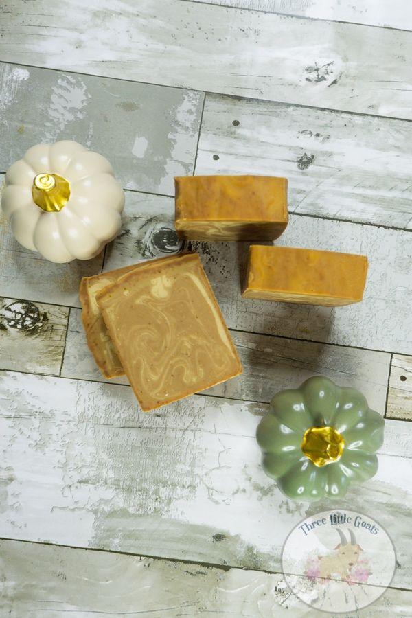 Pumpkin Spice Latte Soap | Soap | DIY Beauty, Homemade soap