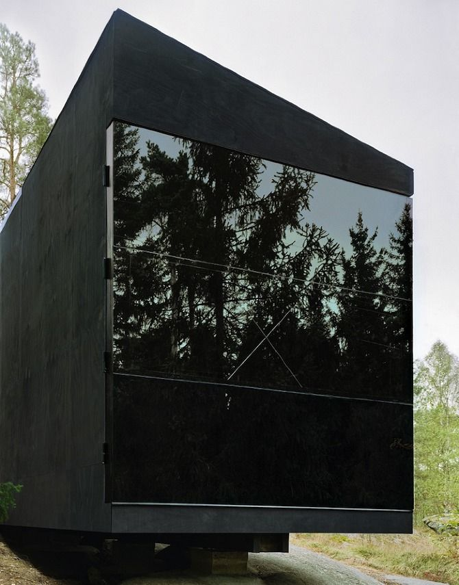 cabin: Summer Cabins, Modern Cabins, Black House, Architecture Drawings, Cabins 4 12, Architecture Interiors, Imanna Arkitekt, Black Glasses, Black Boxes