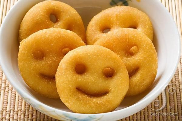 put a smiley face in your stomach