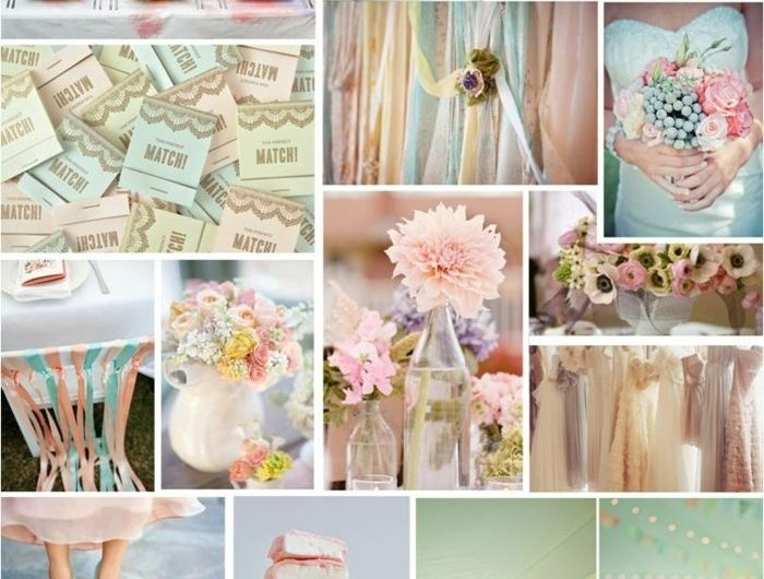 ▷ 1001+ ideas for decorating your pastel wedding