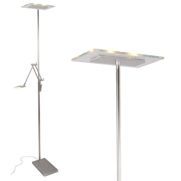 Ideal edle Glasstehleuchte Marjoletii LED Steinhauer Designleuchten f r dein Zuhause steinhauer marjoletti led