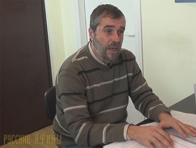 Греки-родители выступают против совместного обучения с мигрантами (видео) http://feedproxy.google.com/~r/russianathens/~3/o5y42exKelk/20223-greki-roditeli-vystupayut-protiv-sovmestnogo-obucheniya-s-migrantami-video.html  Планы правительства согласно которых дети мигрантов и беженцев должны проходить совместное обучение в обычных школах с детьми местных жителей вызвало резкое неприятие у родителей школьников. Интервью на эту тему с председателем родительского комитета Нео-Иконио, Перама…