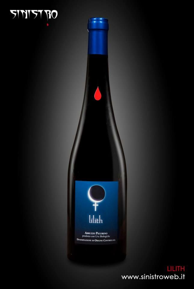 Lilith - white wine (Pecorino)
