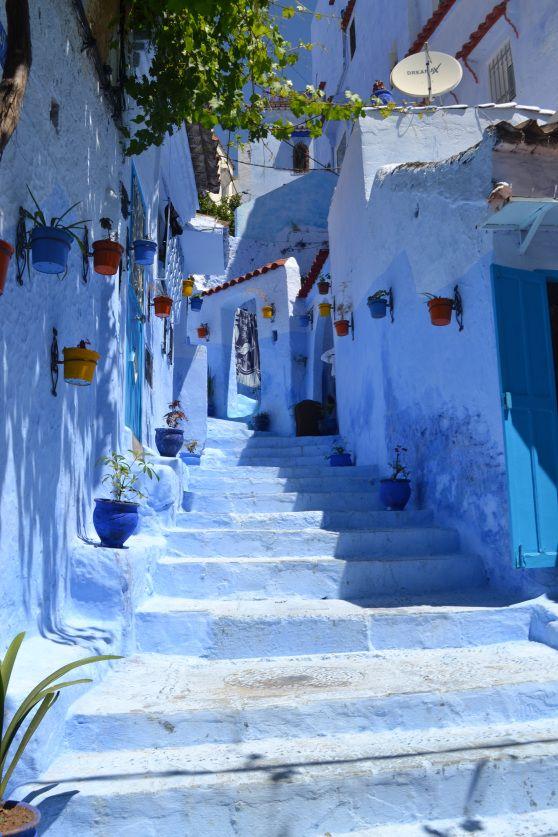 Chefchaouen, Morocco!