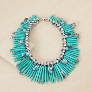 Spike and Loop Statement Collar