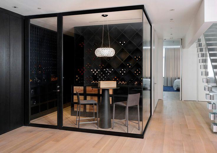 Винный погреб или как организовать хранение вина в доме. | artemonblog