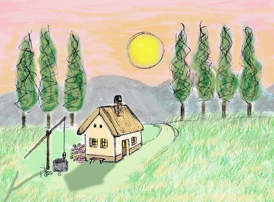 A Kis macska háza