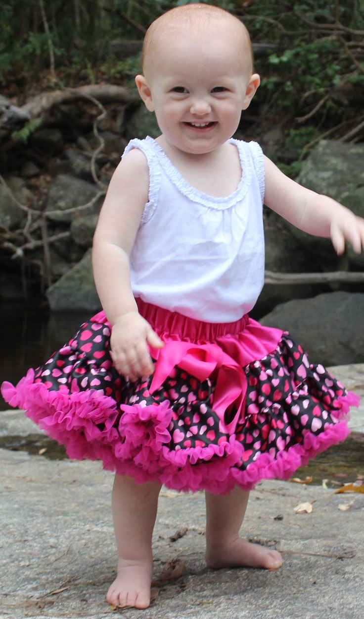 Heart Pettiskirt  $22 + Postage  Size 3 x 1  Size 5 x 4  Size 6 x 4  Find us on fb https://www.facebook.com/leibellechildrensboutique  To order, find us on Facebook or email us at - leibelleboutique@hotmail.com