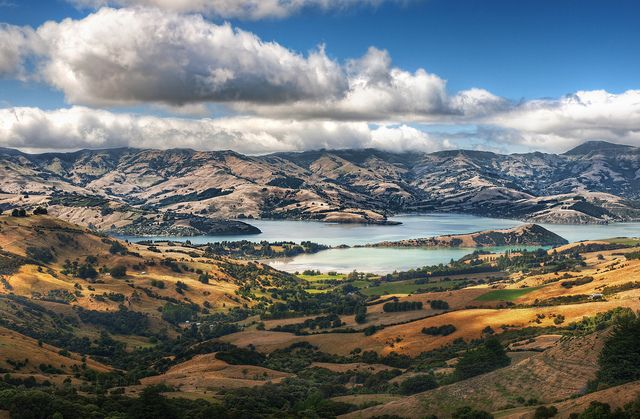 akaroaPhotos, Trey Ratcliff, Crui, Favorite Places, French Town, Zealand Landscapes, Islands, Akaroa, New Zealand