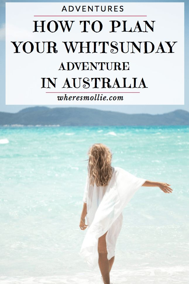 How to plan your visit to the most beautiful beach in australia - whitehaven beach, the whitsundays | where's mollie? A UK Travel and Adventure Lifestyle Blog