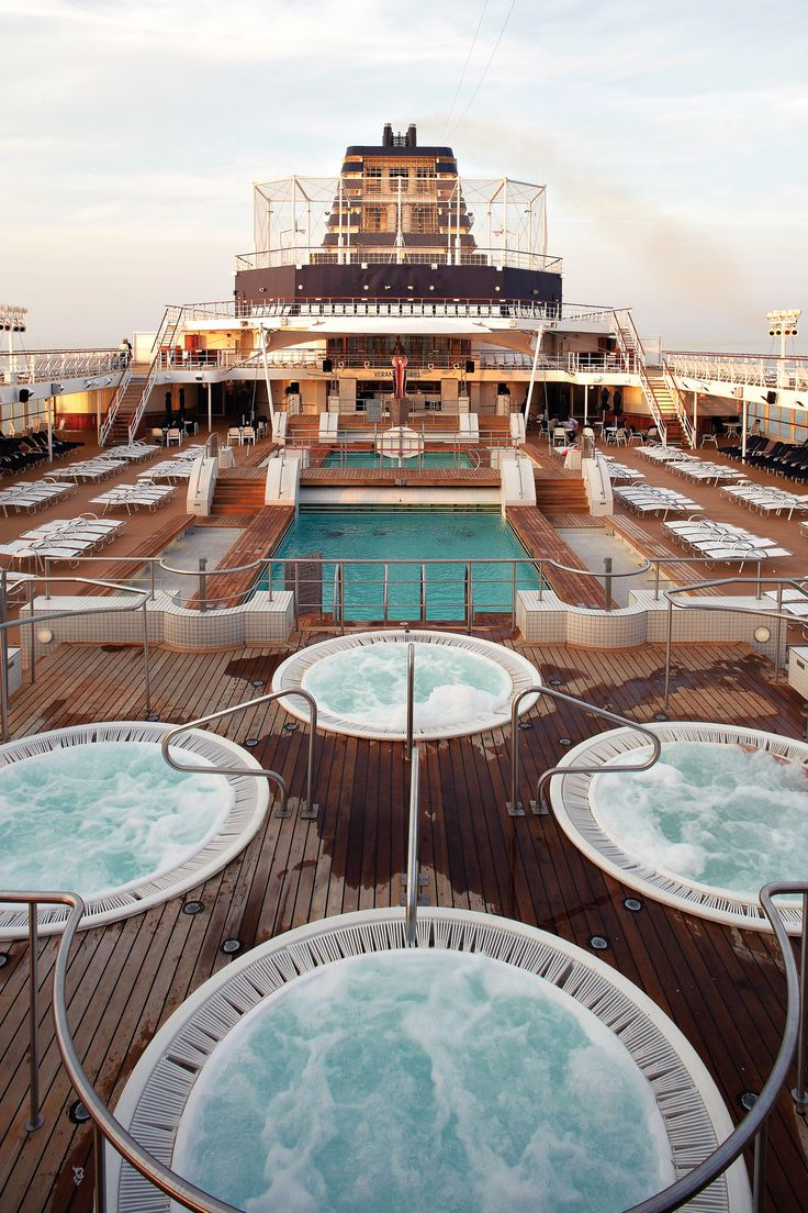 The celebrity century cruise ship a jacuzzi for you and for each of your friends