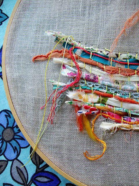 colorful weaving | Flickr: Intercambio de fotos
