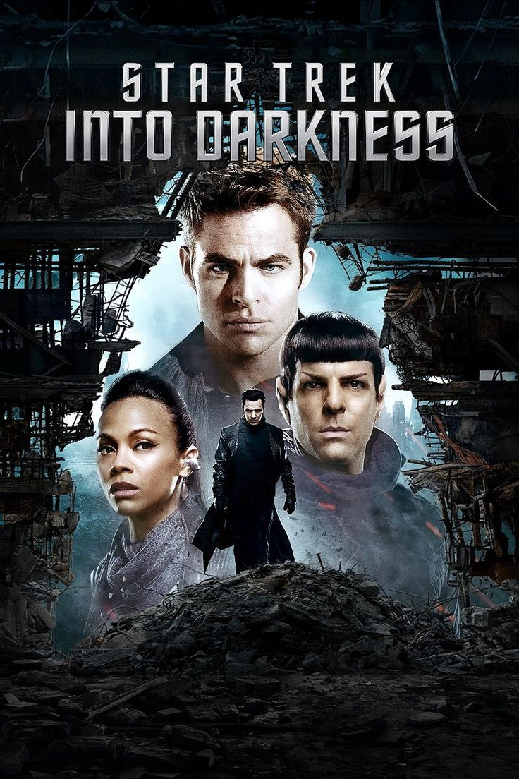 Star Trek Into Darkness - Maybe a Good Movie, But it Disturbed Me on So Many Levels.  I love the young actors, but think Simon is mis-cast (though I love his work.)