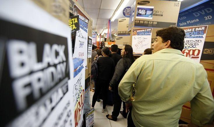 Serasa: Black Friday atrai três em cada 10 brasileiros - http://po.st/Xxsv7E  #Finanças-Pessoais - #Cartão-De-Crédito, #Compras, #Eletrônicos, #Online, #Orçamento, #Vendas