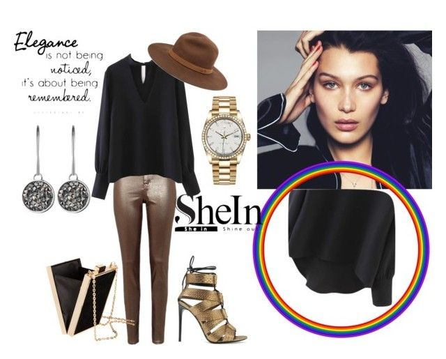 """SheIn"" by elza-345 ❤ liked on Polyvore featuring Tom Ford, rag & bone, Dyrberg/Kern and Rolex"