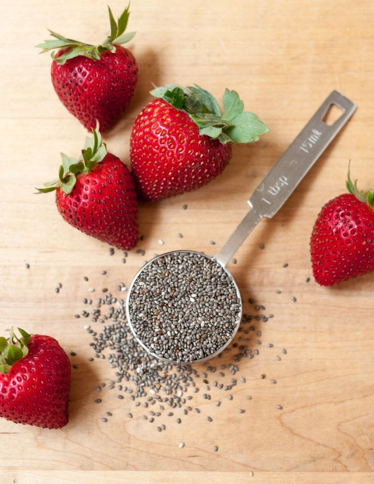 How To Make Easy Chia Jam with Any Fruit - Recipe | Kitchn