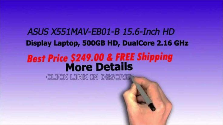 ASUS Laptop X551MAV EB01 B 15.6 Inch HD Reviews