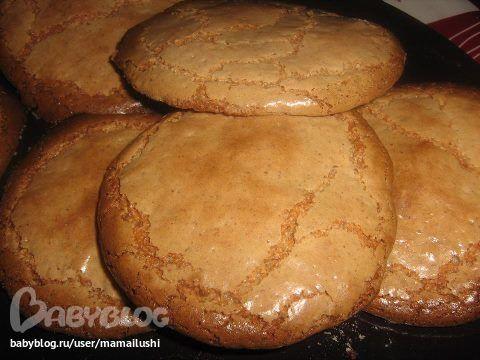 Миндальное печенье по ГОСТу - Кулинарное сообщество - Babyblog.ru