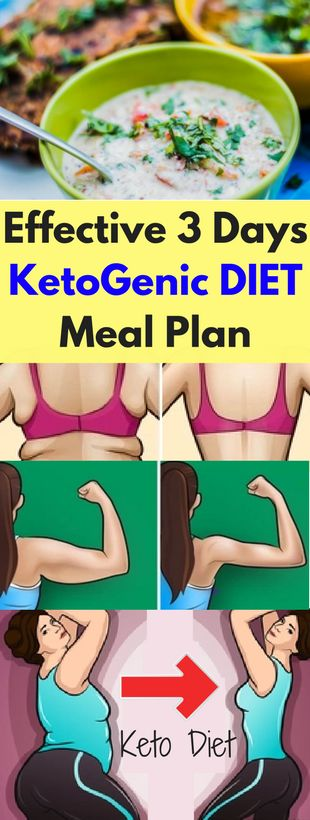 Effective 3 Days KetoGenic DIET Meal Plan – seeking habit