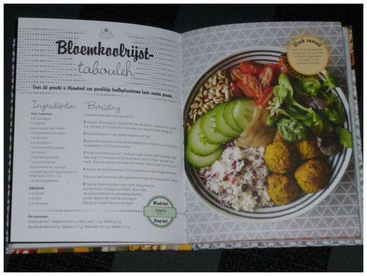 Power Bowls Kate Turner Terra kookboek recepten superfoods supermaaltijd kom ontbijt lunch diner inhoud kommen portie genieten tips uitleg recensie review