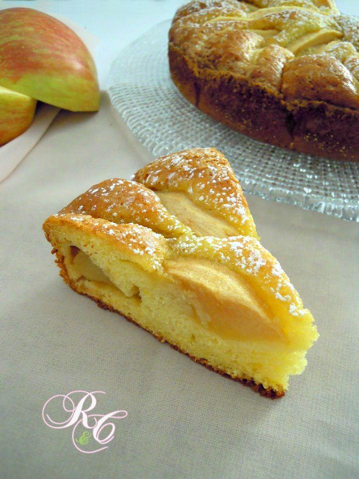 Torta di mele e ricotta http://blog.giallozafferano.it/rafanoecannella/torta-di-mele-e-ricotta/