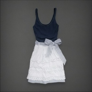 I really really want this!! Abercrombie and Fitch Women's Dress 09