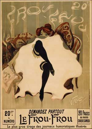 POSTER Belle Epoque