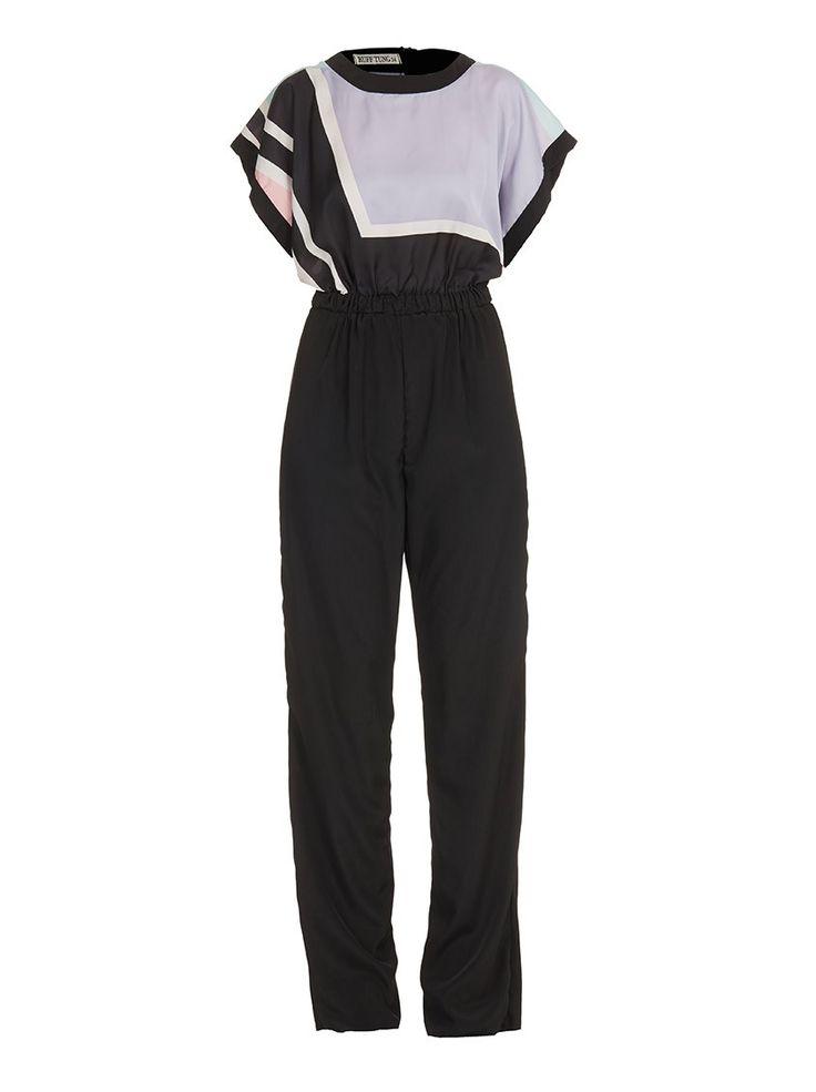 Pucci Jumpsuit Multi-Colour