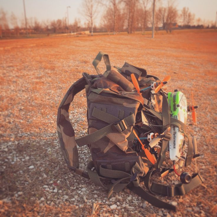 Drone Bag at Drone Park