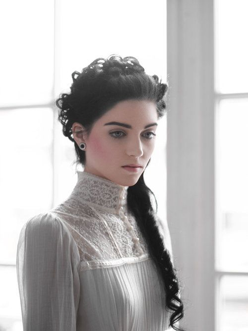 Constance Waverly. An enchanter's daughter, she is promised to Clarence Chambers. She is witty and well-read, a bright spark who appears deceptively shy at first.