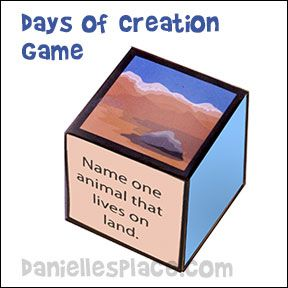 34 best images about Creation Bible Craft for Sunday ...