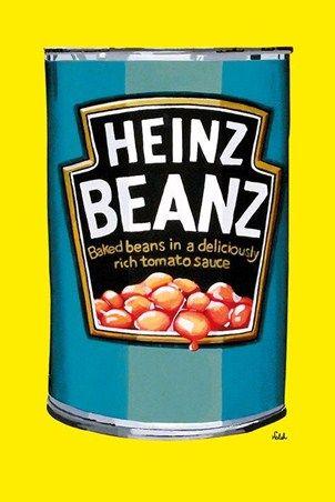 Beanz Meanz Heinz - Heinz Baked Beans