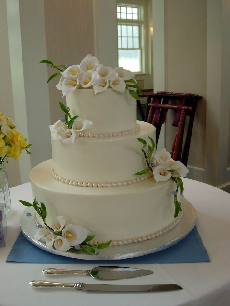 calla lily wedding cake ideas 25 best ideas about calla cake on 12323