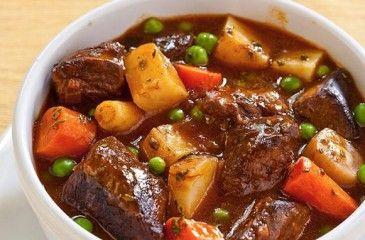 Жаркое из говядины - рецепты пошагово с фото. Как приготовить жаркое по-домашнему из говяжьего мяса